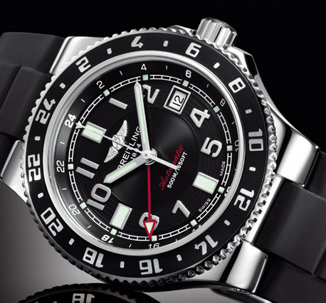 Breitling Supercoean GMT