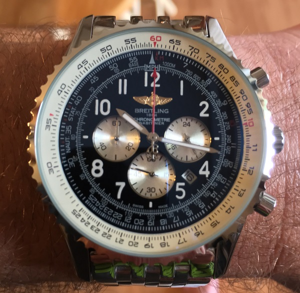 Breitling Navitimer Replica Review